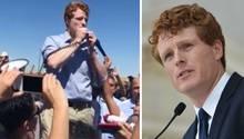 Joe Kennedy kämpft leidenschaftlich gegen Trump
