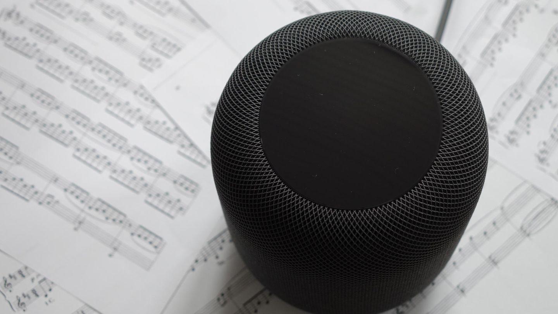 Apples HomePod gibt es seit Mitte juni in Deutschland.