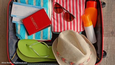Packliste Städtereisen: Was gehört in den Koffer?