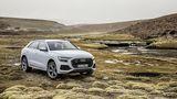 Audi Q8 - zum Marktstart im Juli gibt es nur der 286 PS starken Dieselmotor