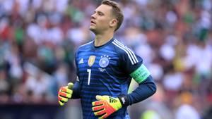 WM 2018 kompakt: Manuel Neuer von mexikanischen Fans beleidigt