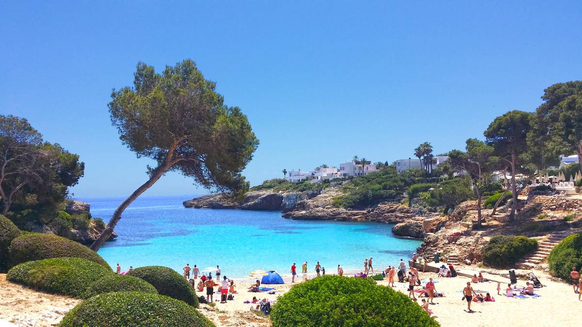 Mallorca Karte Strände.Mallorca Die Schönsten Strände Und Buchten Der Baleareninsel Stern De