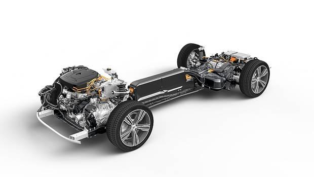 Die Elektromobilität spielt bei Volvo eine große Rolle
