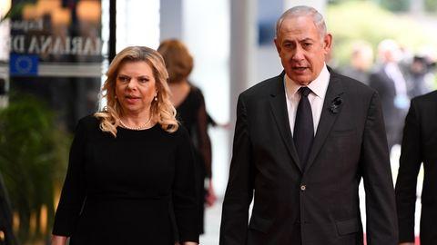 Sara Netanjahu angeklagt - was Restaurant-Essen damit zu tun haben
