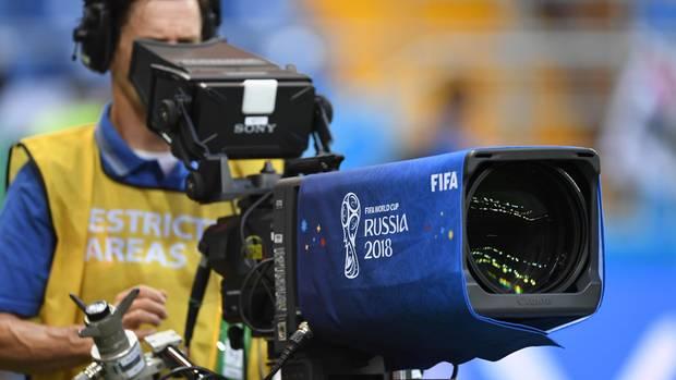 Rundfunkbeitrag für die WM in Russland