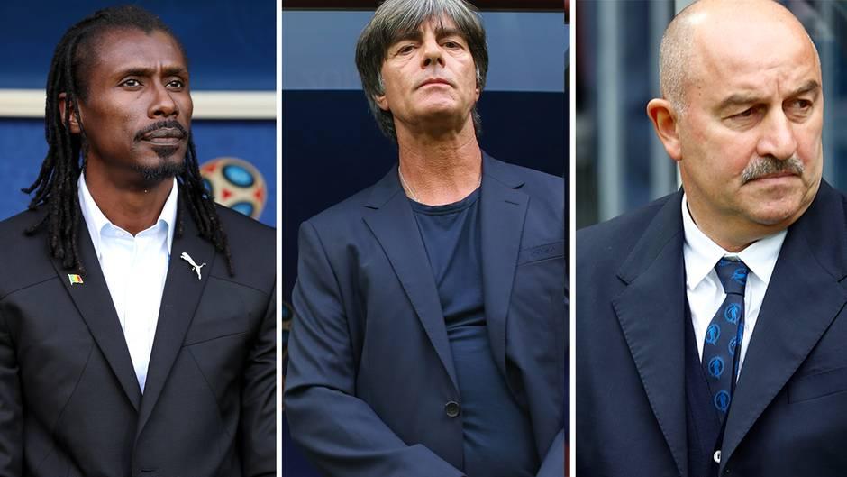 Gehaltsranking: Das verdienen die WM-Trainer - einer kassiert das 20-fache des Letztplatzierten