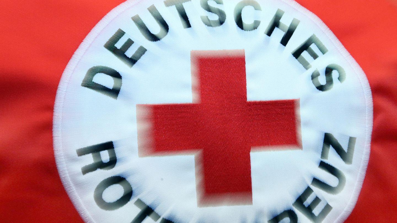 Das Logo des Deutschen Roten Kreuzes