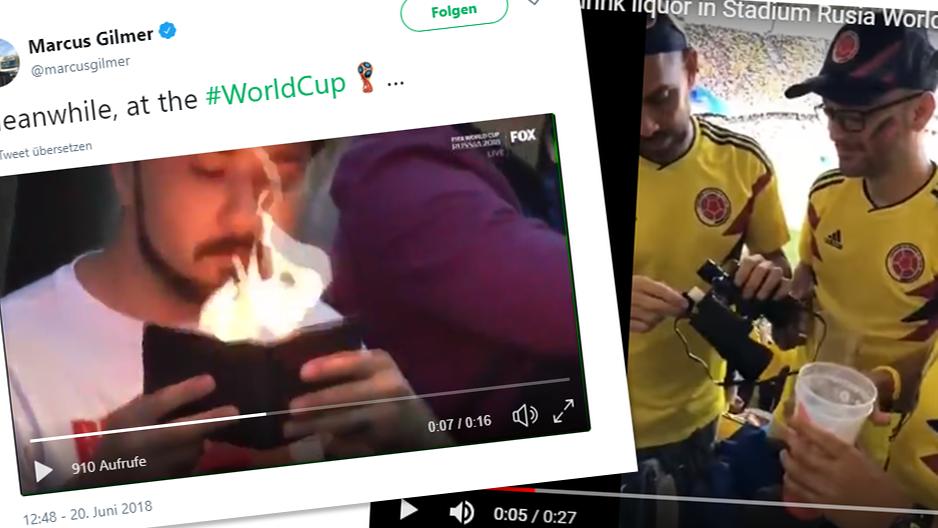 WM 2018 Geldbeutel