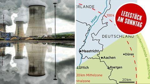 AKW-Tihange: Die belgische Zeitbombe verängstigt Anwohner