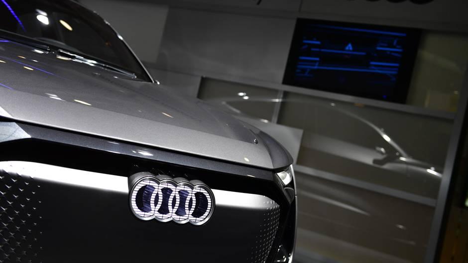 Audi Schweigegeld