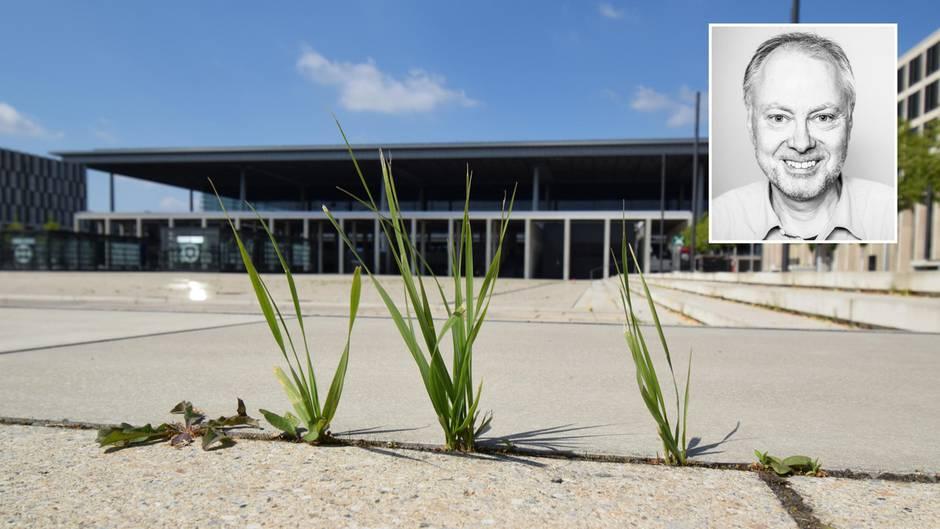Follow Me: Die Ruine lebt: Ein Rundgang auf dem Geister-Airport BER