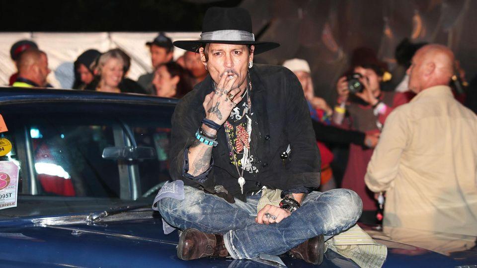 Wer Ist Johnny Depp