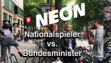 Fußball-WM-Quiz: Wie viele Bundesminister und wie viele Nationalspieler kennt ihr?