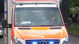 Nachrichten aus Deutschland: Unfall in Traunreut