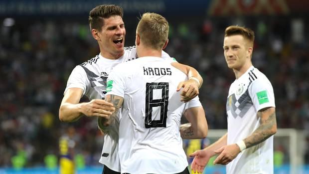 WM 2018: Deutschland gegen Schweden - Spieler in der EInzelkritik
