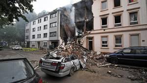 Nachrichten aus Deutschland: Explosion in Wuppertal