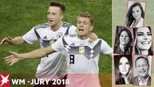 Marco Reus und Toni Kroos