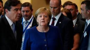 Angela Merkel EU Asyl