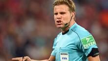 Sieht sich massiver Kritik aus Serbien ausgesetzt: der deutsche Schiedsrichter Felix Brych