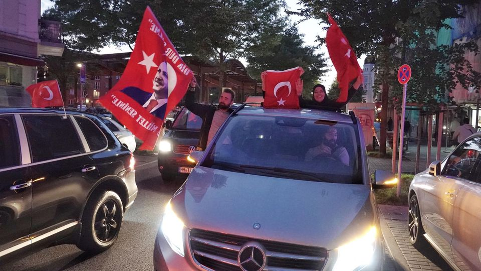Wahl Türkei Hamburg