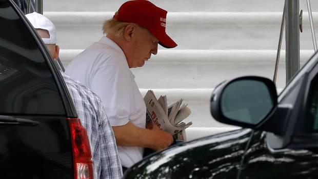 Donald Trump Einwanderung