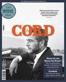 Die letzte CORD-Ausgabe erschien am 22. Mai. Hier können Sie alle Einzelhefte bestellen: https://aboshop.cord-magazin.de/einzelheft.html