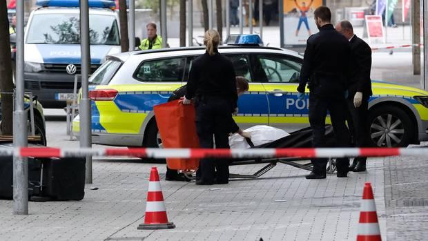 nachrichten deutschland - unfall hannover innenstadt