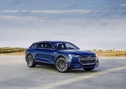 Noch beziehen die Autobauer die Batteriezellen aus Asien, das soll sich ändern (Bild: Audi e-tron quattro Concept)
