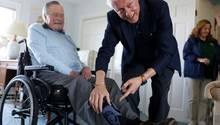 Bush Clinton Socken
