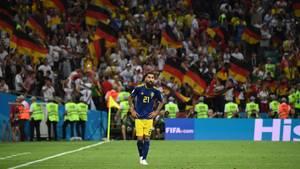 WM: Schwedens Jimmy Durmaz