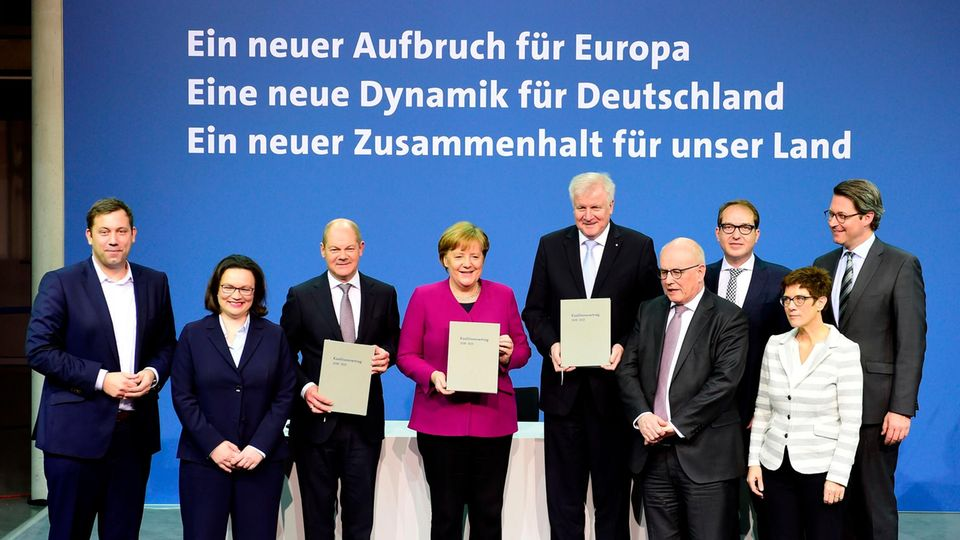 Koalitionsausschuss von Union und SPD: Was das ist, worum es geht, wer dabei ist
