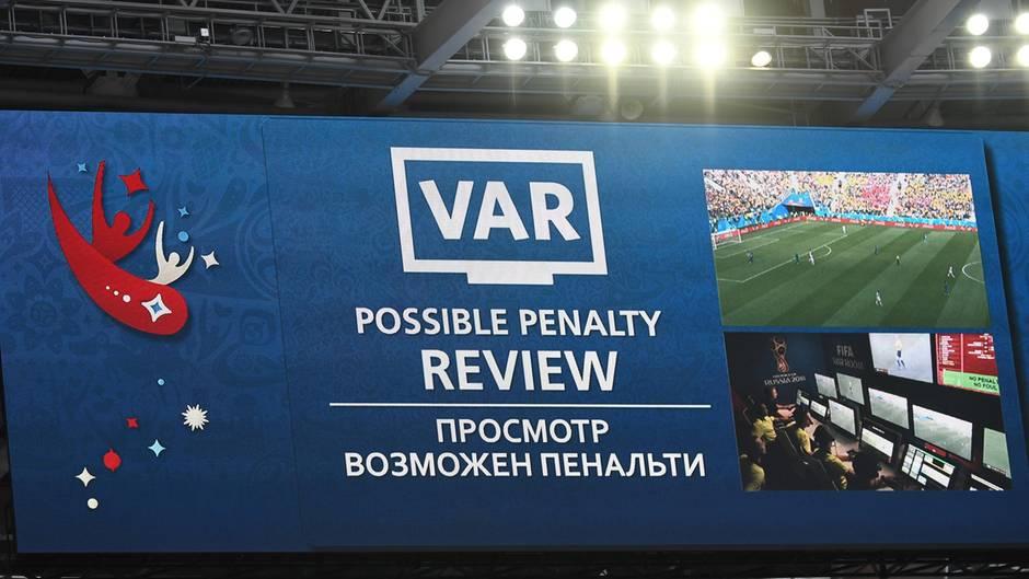 Der Videobeweis sorgt bei der WM für Ärger