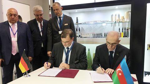 Rheinmetall-Deal mit Aserbaidschan
