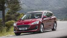 Ford Focus 1.5 Ecoboost Turnier - in komplett neuem Design