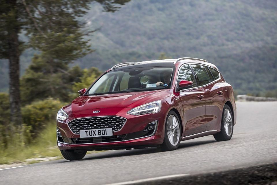 Ford Focus 1.5 Ecoboost Turnier - in komplett neuem Design