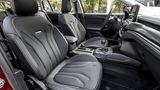 Ford Focus 1.5 Ecoboost Turnier - bequeme Sitze vorn