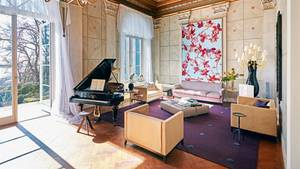 Karl Lagerfeld Villa in Hamburg Blankenese
