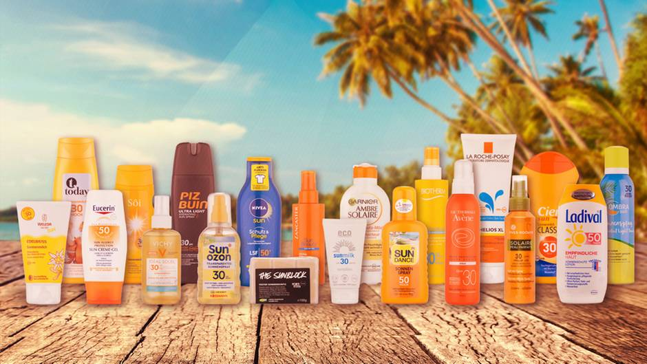 19 Sonnenschutz-Produkte im Verlgleich: Diese Cremes hat die Stiftung Warentest unter die Lupe genommen.