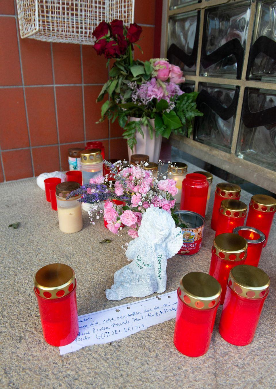Nach dem Vierfachmord in Gunzenhausen herrschen Trauer und Entsetzen