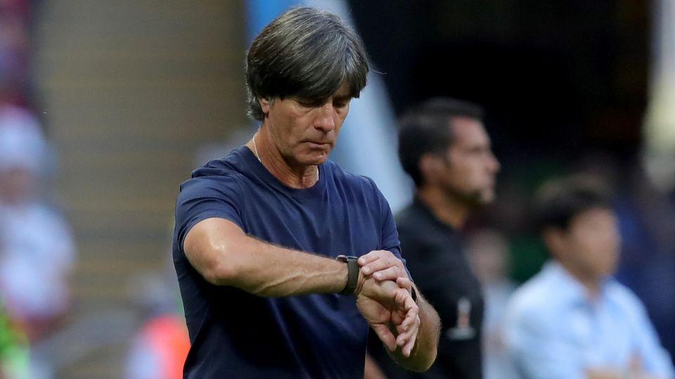 Seine Zeit als Bundestrainer scheint abgelaufen: Joachim Löw