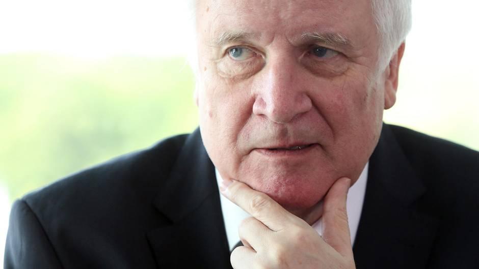 Horst Seehofer Maischberger