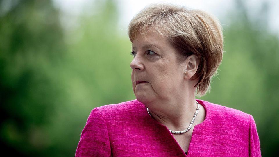 Für Bundeskanzlerin Angela Merkel geht es beim EU-Gipfel in Brüssel ums Ganze