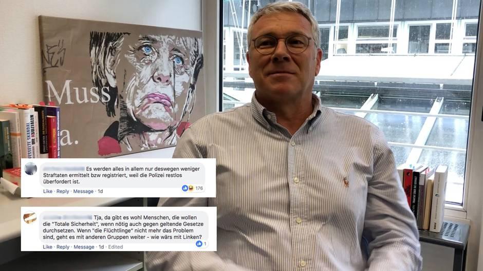 """Viel diskutierter Kommentar: """"Gefälschte Kriminalstatistik""""? stern-Reporter antwortet auf Netz-Kommentare"""