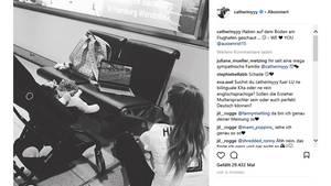 Cathy Hummels guckte am Hamburger Flughafen das WM-Debakel der deutschen Fußballnationalmannschaft