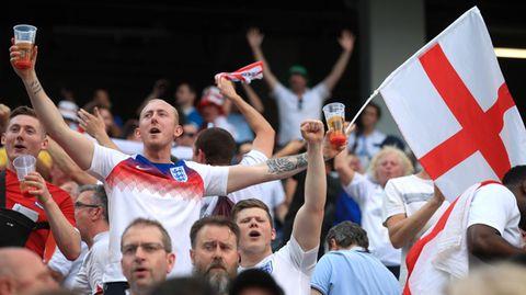 Englische Fans