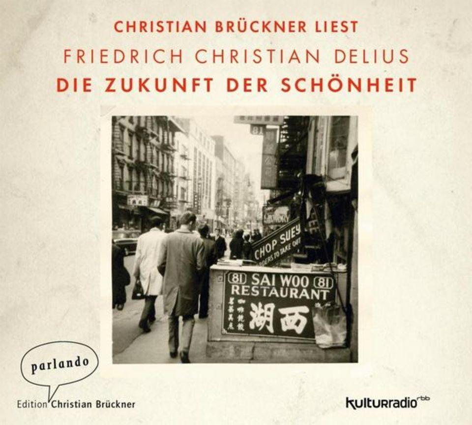 """Friedrich Christian Delius: """"Die Zukunft der Schönheit"""""""
