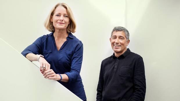 Ranga Yogeshwar und Miriam Meckel über künstlicher Intelligenz