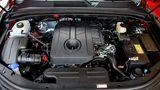 SsangYong Musso e-XDi 220 - nur ein Diesel mit 2,2 Litern ist im Angebot