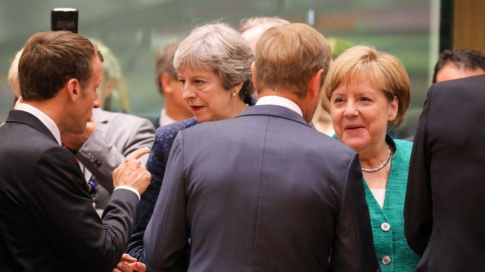 EU-Gipfel erzielt Einigung über schärfere Asylpolitik