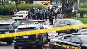 Angriff auf US-Zeitung in Annapolis USA